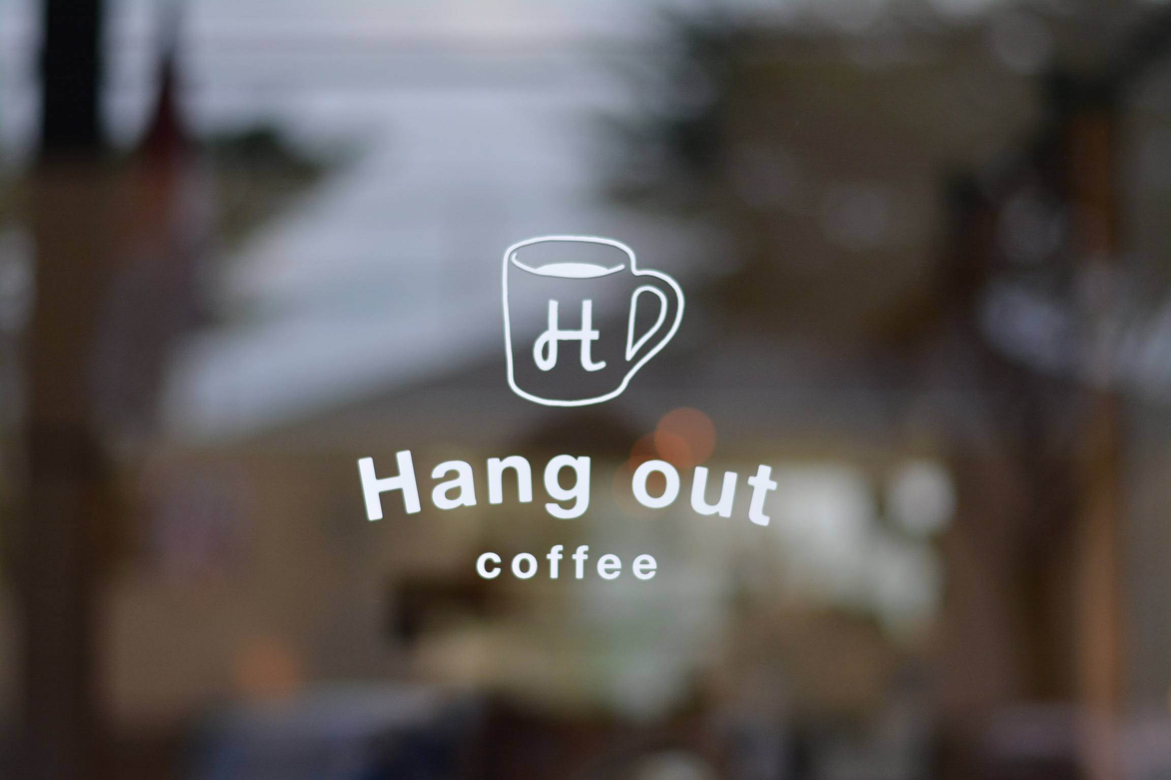 Hang out coffee