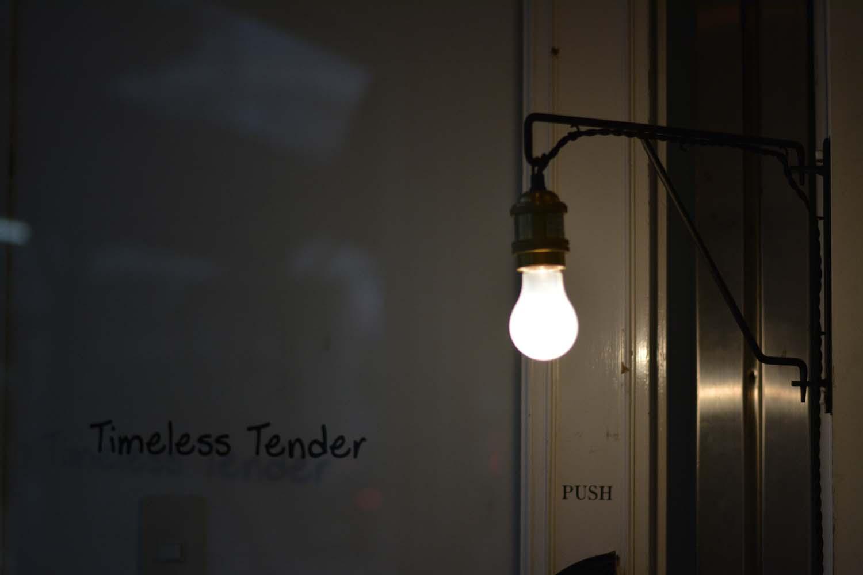 Timeless Tender
