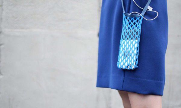iphoneケース blue